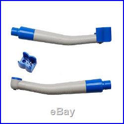 100PCS Dental High Speed Handpieces Push Button NSK Style Turbine Disposable New