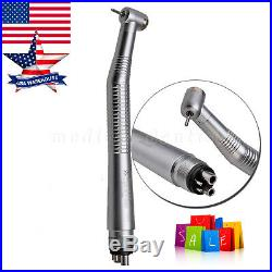 10NSK PANA Max Style Dental High Speed Turbine Handpiece Push Button 4Hole Y1BA