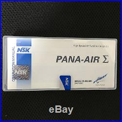 10PCS NSK PANA Air Dental Fast High Speed Handpiece Standard Wrench Type 4 Hole