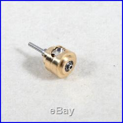 10 Fit KaVo/NSK Dental High Speed Handpiece Push Button Clean Head 4-Hole USA