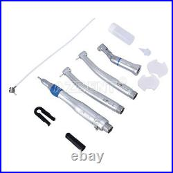 1 Set NSK style Pana Max dental High & low Speed Handpiece Kit Air Mortor 2 Hole