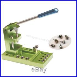 1pc Dental High Speed Handpiece Maintenance Repair Press with Tools Green