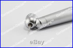 2PCS TOSI Dental 45 Degree Surgical High Speed Push Button Handpiece 4-Hole CE