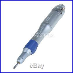 2 X Dental NSK Style Push button High & Low speed handpiece kit EX203C 2 Hole