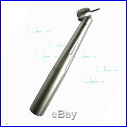 3x Dental Air Driven LED Handpieces 45° Angle Fit KAVO Multiflex Quick Coupling