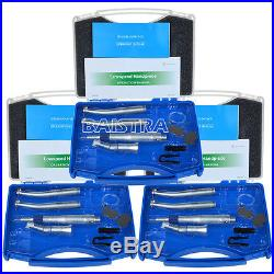 3x Dental NSK Style Pana Max High & low Speed Contra Angle Air Motor Handpiece