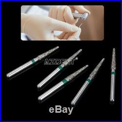 5000PC Diamond Burs Tooth Drill for Dental High Speed Handpiece 150Type 1000Pack