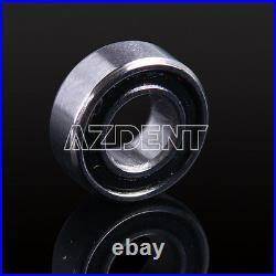 50PC Dental NSK Bearing Ball SR144TC 6.35×3.175×2.38mm for High Speed Handpiece