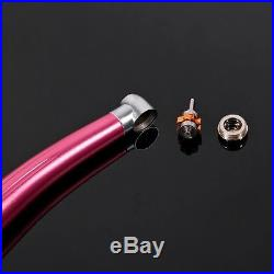 5Dental NSK Style High Speed Handpiece Colorful Air Turbine Push Button 4-Hole