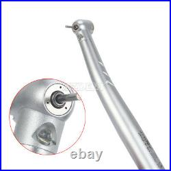 5X NSK Style E-generator Dental LED 3 Way High Speed handpiece 4Hole push CA
