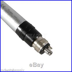 5 Dental High Speed Handpiece Push Button Large Head with NSK Coupler 4Hole