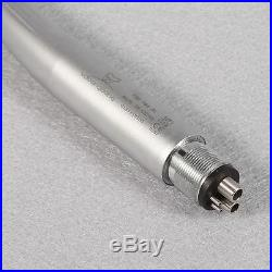 5 Kavo style Dental E-generator High Speed LED Handpiece Push Button Air Turbine