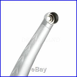 5 pc Dental High Speed Handpiece NSK Style Push Button Type 4 Holes Fast Turbine