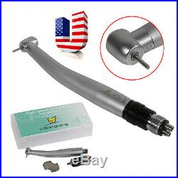 5 x NSK Style Dental High Speed Handpieces Handpiece with Quick Coupling 4hole
