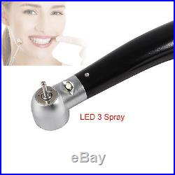 5pc Dental LED E-generator High Speed Handpiece Fit NSK 4Hole Quick Coupler HX