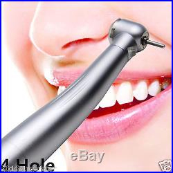 A+10Packs NSK PANA MAX Dental E-generator LED 3 Way High Speed handpiece 4 Holes