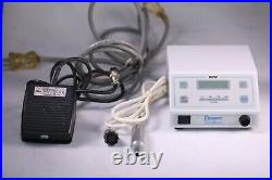 Aseptico / Dentsply AEU-17B Dental Endodontic Motor With Hand Piece and Foot Pedal