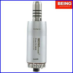 BEING Dental Electric LED Micro Motor Handpiece R4000 Kavo Type Intra LUX KL701