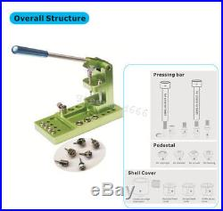 BEST QUALITY Dental High Speed Handpiece Repair Press W ToolS assemble cartridge
