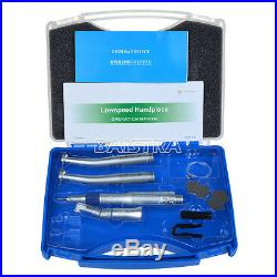 CA 3 Sets NSK style Pana Max dental 2 hole High&low Speed Handpiece EX203C kit