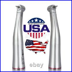 Dental 15 Electric Increasing Contra Angle Handpiece High Speed Ceramic bearing