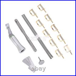 Dental 41 Reduction Interproximal Stripping Handpiece Sets IPR Contra Angle Kit