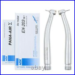 Dental Air Scaler Handpieces Kit (EX203C+PAX-MAX+AS2000) 2H+Cartridge NSK Style