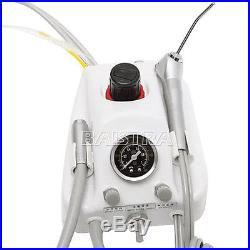 Dental Air Turbine Unit Compressor + High & Low Speed HandpieceFree Gift