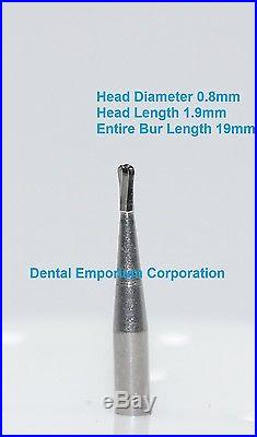 Dental Carbide Burs FG # 330 Pear for High Speed Handpiece in bulk 100/pk