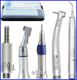 Dental Handpieces + Air Scaler Kit EX203C + PAX-SU + AS2000 B2 2 Holes NSK Style