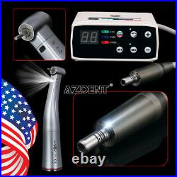 Dental LED Brushless Electric micro motor NSK Style With 15 Fiber Optic Handpiece