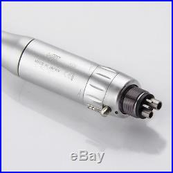 Dental LED Pana Max Standard Push Button High & Low Speed Handpiece 4 Hole kit