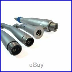 Dental NSK Push Button Handpiece Kit High Speed & Low Speed 2 Hole B2 US STOCK