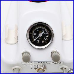 Dental Portable Turbine Unit Work with Compressor + 2 High Speed Handpiece 4Hole