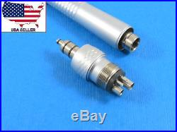 Dental Quick Coupler Connector Adaptor 4 Holes For High Speed Handpiece Type W&H