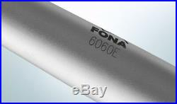 Dental Sirona FONA 6060 high-speed handpiece Turbine Midwest 4 hole connection