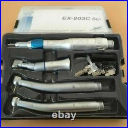 Dental Wrench Type High Speed & Low Speed NSK Handpiece Kit 2 Hole US STOCK