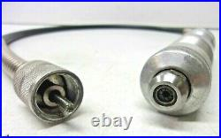 Dumore Series 6 High Speed Handpiece And Flex Drive Cable, Heavy Duty, Excellent