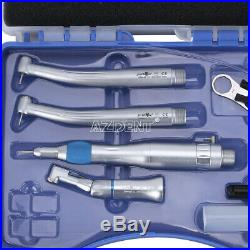 Hot 1 Set NSK style Pana Max dental 2 Hole High & low Speed Handpiece EX203C kit