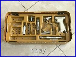 Medtronic 720001Triton Power Surgical Saw System High torque Handpiece house Set