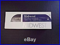 Midwest Stylus High Speed Handpiece 5-hole Coupler Dentsply Professional -New