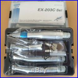 NEW Dental High Slow low Speed Handpiece Turbine pana max Kit 4Hole good quality