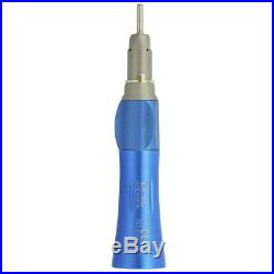 NSK Dental LED High Speed PANA MAX 2 Hole Low Speed Contra Angle Handpiece Blue