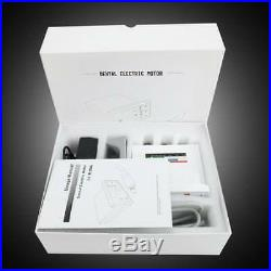 NSK LED type Dental Electric Motor For 15 11 161 Handpiece Contra Angle