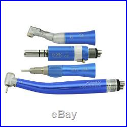 NSK Style Dental LED High Speed Handpiece PANA-MAX Low Speed Kits 2/4Hole B2/M4