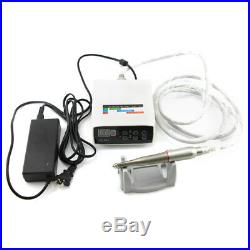 NSK Type Dental Electric Motor Internal Spray With15 Contra Angle Handpiece US