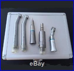 NSKi Style Wrench Type Dental Low High Speed Kit (Ex203c+2 Pana Max) 2H with Box