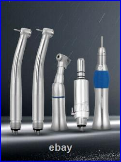 PANA MAX NSK Style Dental 4 Holes High Low Speed Handpiece Kit JD005-16 M4S