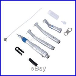 SALE Dental NSK Style Pana Max 2 Holes High & Low Speed Handpiece Kit EX203C