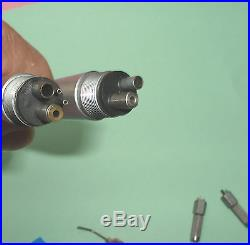 Two Used Midwest Quiet-Air High Speed Handpieces LOOK